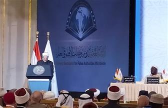 مفتي الجمهورية: نجتمع اليوم للتشاور والتباحث في كبرى القضايا التي تشتد إليها حاجة المسلمين