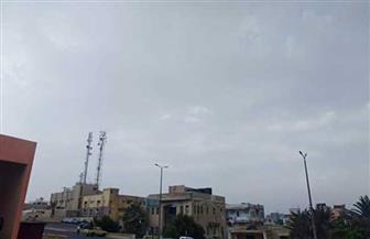 سقوط أمطار على بعض المناطق بالبحر الأحمر دون تأثر المطارات والموانى | صور