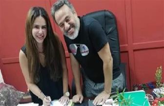 """دنيا عبدالعزيز وميدو عادل يستعدان لتقديم عرض """"حب رايح جاي"""" نهاية أكتوبر"""
