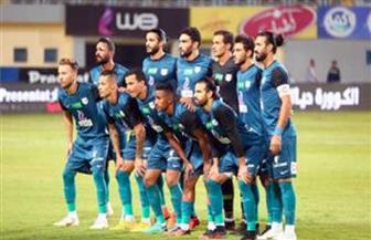 التعادل السلبي يحكم الشوط الأول من مباراة إنبي والترسانة بكأس مصر