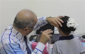 فحص 3543 طفلا للكشف المبكر عن الإعاقة السمعية في جنوب سيناء