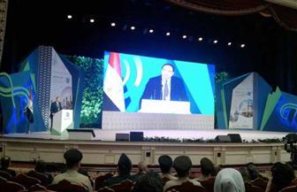 رجل أعمال بمؤتمر مصر تستطيع: «جئت من الخارج للاستثمار بالدلتا تلبية لدعوة الرئيس السيسي» | صور