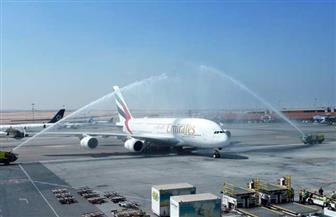 """طيران الإمارات تزيد عدد رحلاتها للقاهرة بطائرتها العملاقة """"الإيرباص 380 A"""""""