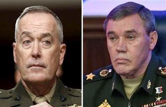 وزيرا الدفاع الروسي والأمريكي يبحثان الوضع في سوريا في اتصال هاتفي