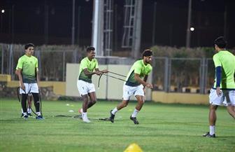 تشكيل هجومي للمقاصة أمام المصري
