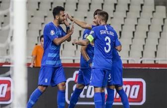 منتخب اليونان يحقق انتصارا صعبا على البوسنة والهرسك بتصفيات يورو