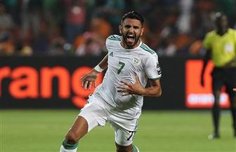 محرز يقود الجزائر لفوز كبير على كولومبيا