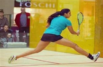 اليوم.. منة ناصر في نصف نهائي بطولة الهند الدولية للإسكواش