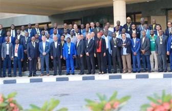 الاتحاد الإفريقي يختتم ورشة الأمن والسلامة ويصدر لائحته الأولى | صور