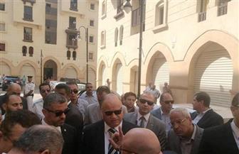 """محافظ القاهرة لوفد """"إسكان النواب"""": حققنا طفرة وإنجازات كبيرة في ملف تطوير العشوائيات"""