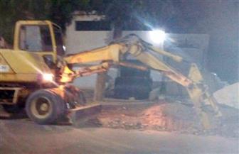 بدء أعمال توصيل الغاز الطبيعى لـ٥ قرى بمركز البلينا فى سوهاج| صور