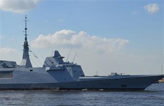 البحرية المصرية والفرنسية تنفذان تدريبا بحريا عابرا بالبحر المتوسط | صور