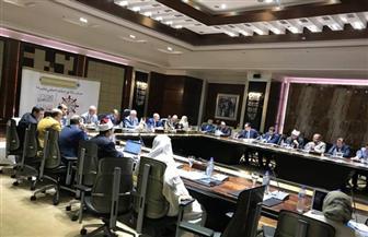 محمد البشاري: مؤشر الإفتاء يناظر المؤشرات العالمية.. وننتظر المزيد | صور