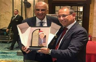 السفير المصري في بيروت يستقبل وفدا من أبناء الجالية المصرية بلبنان