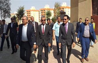"""""""إسكان النواب"""": الرئيس السيسي قام بمعجزة فى ملف تطوير العشوائيات  صور"""