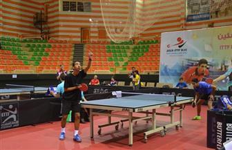 انطلاق بطولة مصر الدولية لتنس الطاولة بشرم الشيخ