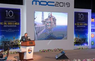 """تحديات سوق الغاز باليوم الثاني لمؤتمر """"موك 2019"""""""