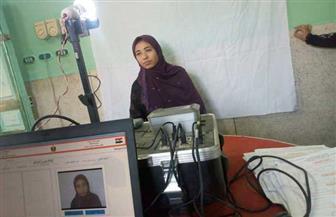 """استخراج 2000 بطاقة رقم قومي للسيدات في حملة """"بلدي أمانة"""" بسوهاج"""