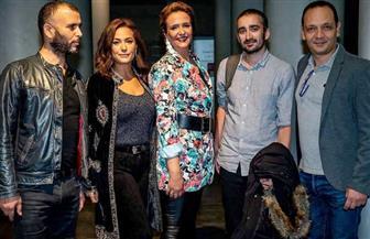 "هند صبري في عرض ""نورا تحلم"" بباريس | صور"
