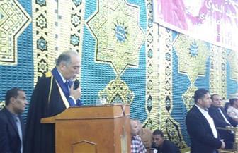 رئيس الطرق الصوفية خلال احتفالية مولد السيد البدوي: كونوا حماة لوطنكم محافظين عليه ومدافعين عنه | صور