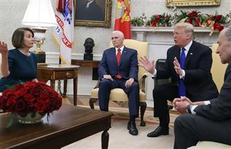 """بيلوسي: ترامب """"انفجر غضبا"""" في اجتماعنا معه حول سوريا.. وقلص مدته"""