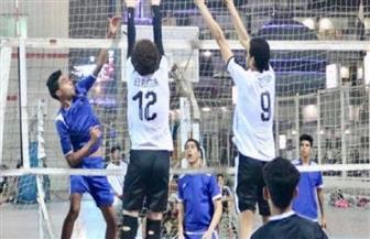 شباب «طائرة الزمالك» يواصلون انتصاراتهم في نهائيات بطولة الجيزة