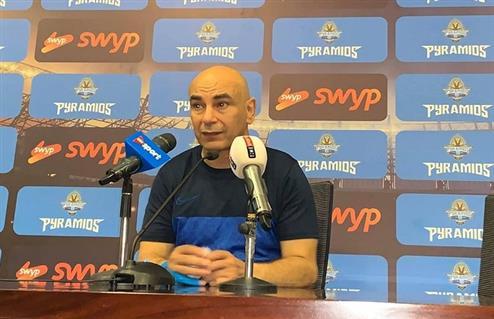 حسام حسن يختار 20 لاعبا لمواجهة طلائع الجيش بالدوري الممتاز