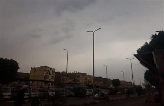 غيوم وأمطار خفيفة بالأقصر ورفع درجة الاستعدادات لمواجهة تقلبات الطقس | صور