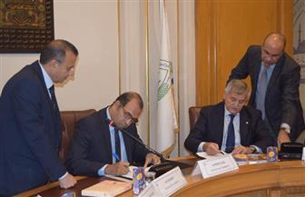 """تعاون بين """"تجارية القاهرة"""" و""""الغرفة المصرية الإيطالية"""" لتعزيز التجارة مع روما"""