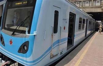 المترو: وقف حركة القطارات بالخط الأول من المرج الجديدة حتى الشهداء حفاظا على سلامة المواطنين