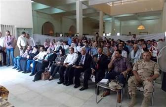 نصر أكتوبر بين أمجاد الماضي ورؤية المستقبل في ندوة بمركز النيل بالوادي الجديد