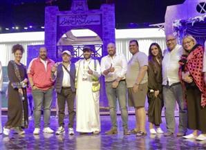 هنيدي من الرياض: السعودية حققت إنجازا كبيرا في الترفيه والإبداع
