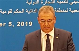 عبد السلام: مصر تحمل فرصا ذهبية لجذب الاستثمارات الصينية في الملابس والمنسوجات