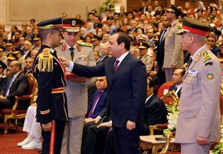 تفاصيل تخرج أول دفعة بالقوات المسلحة من كلية الطب العسكري