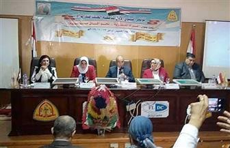 رئيس جامعة الزقازيق: المرأة المصرية تحظى بدعم القيادة السياسية