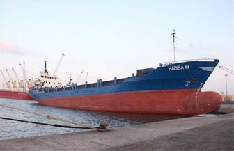 السيطرة على حريق بالسفينة «حبيبة M» في ميناء دمياط.. ووفاة أحد أفراد الطاقم