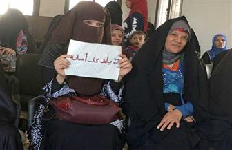 «القومي للمرأة» يختتم المرحلة الثانية لحملة «بلدي أمانة» بسوهاج | صور