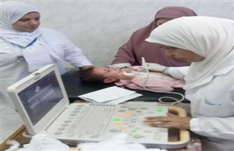 الكشف  الطبي على 2300 مواطن في دمياط مجانًا | صور