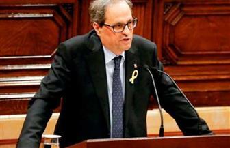 زعيم كتالونيا يريد استفتاء جديدا بشأن الاستقلال عن إسبانيا