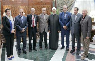 شيخ الأزهر: حرب أكتوبر ستبقى شاهدا على عظمة مصر وقوتها وصلابتها في وجه الطغاة