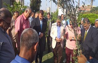إطلاق مبادرة «هنجملها» بجامعة عين شمس |صور