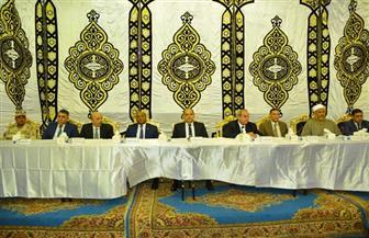 محافظ الغربية يشهد احتفالية الأوقاف بالليلة الختامية لمولد السيد البدوى | صور