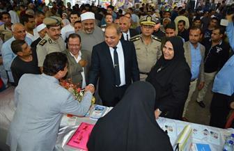 محافظ الغربية يتابع ميدانيا الخدمات المقدمة للمواطنين في الليلة الختامية لمولد البدوى| صور
