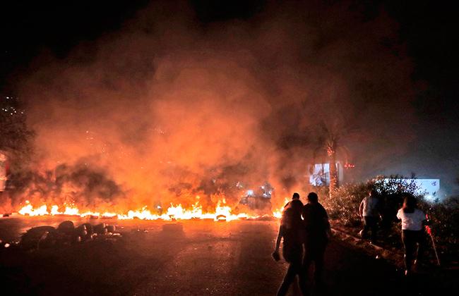 تصاعد المواجهات في لبنان