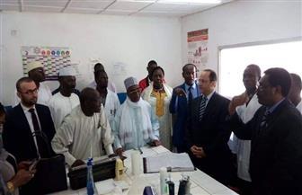 وفد طبي مصري يزور تشاد فى إطار مبادرة الرئيس لعلاج مليون إفريقي من الكبد الوبائي| صور