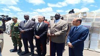 مصر تقدم مساعدات في إطار المساهمة في تنفيذ اتفاق السلام في جنوب السودان