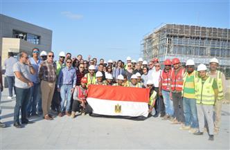 """أولى ثمار مؤتمر """"مصر تستطيع بالاستثمار والتنمية"""" تظهر على أرض العلمين الجديدة"""