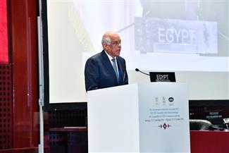 الاتحاد البرلماني الدولي يختتم أعماله في صربيا بحضور مصري بارز  صور