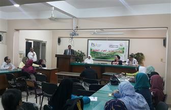 جلسة حوارية في بني سويف تناقش تفعيل لجان حماية الطفل داخل المدارس | صور