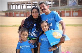 «القومي للمرأة» يطلق معسكر «أنا وعائلتي» بمشاركة 40 أسرة | صور